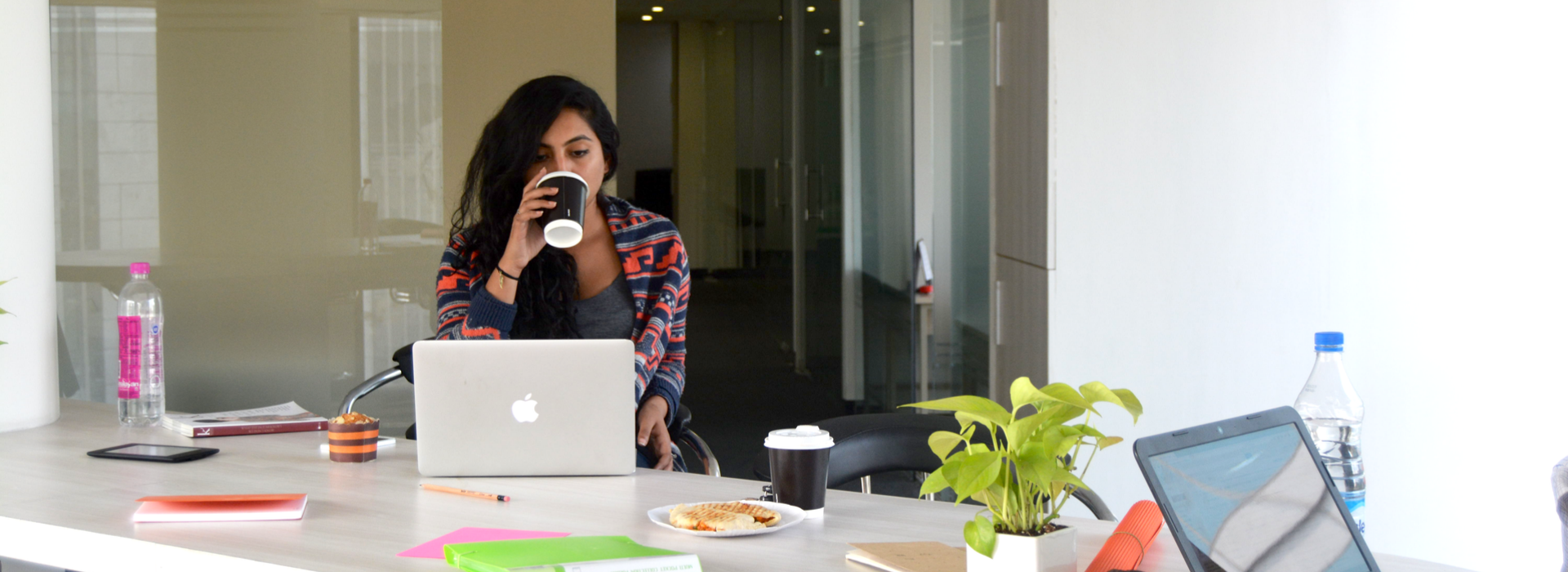 Coworking spaces from InstaOffice in Bangalore