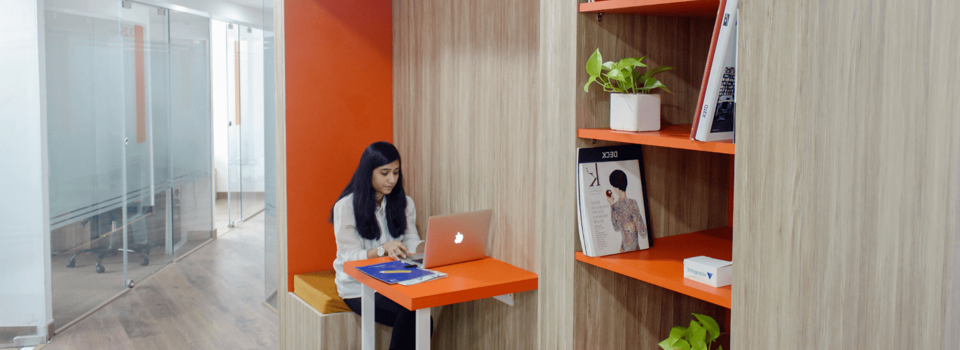 Coworking spaces from InstaOffice in Noida