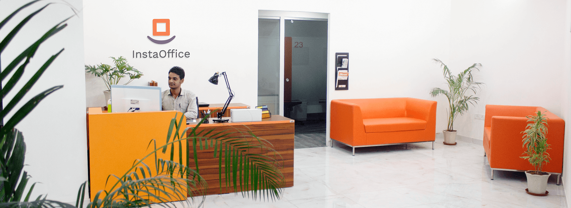 Coworking spaces from InstaOffice in Gurgaon