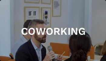 open workstations in InstaOffice coworking spaces