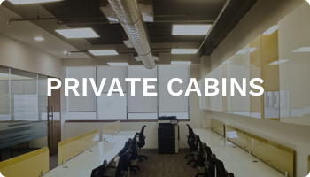 private cabins in InstaOffice coworking spaces