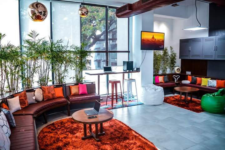 Coworking space in Indiranagar, Double Road, Bangalore