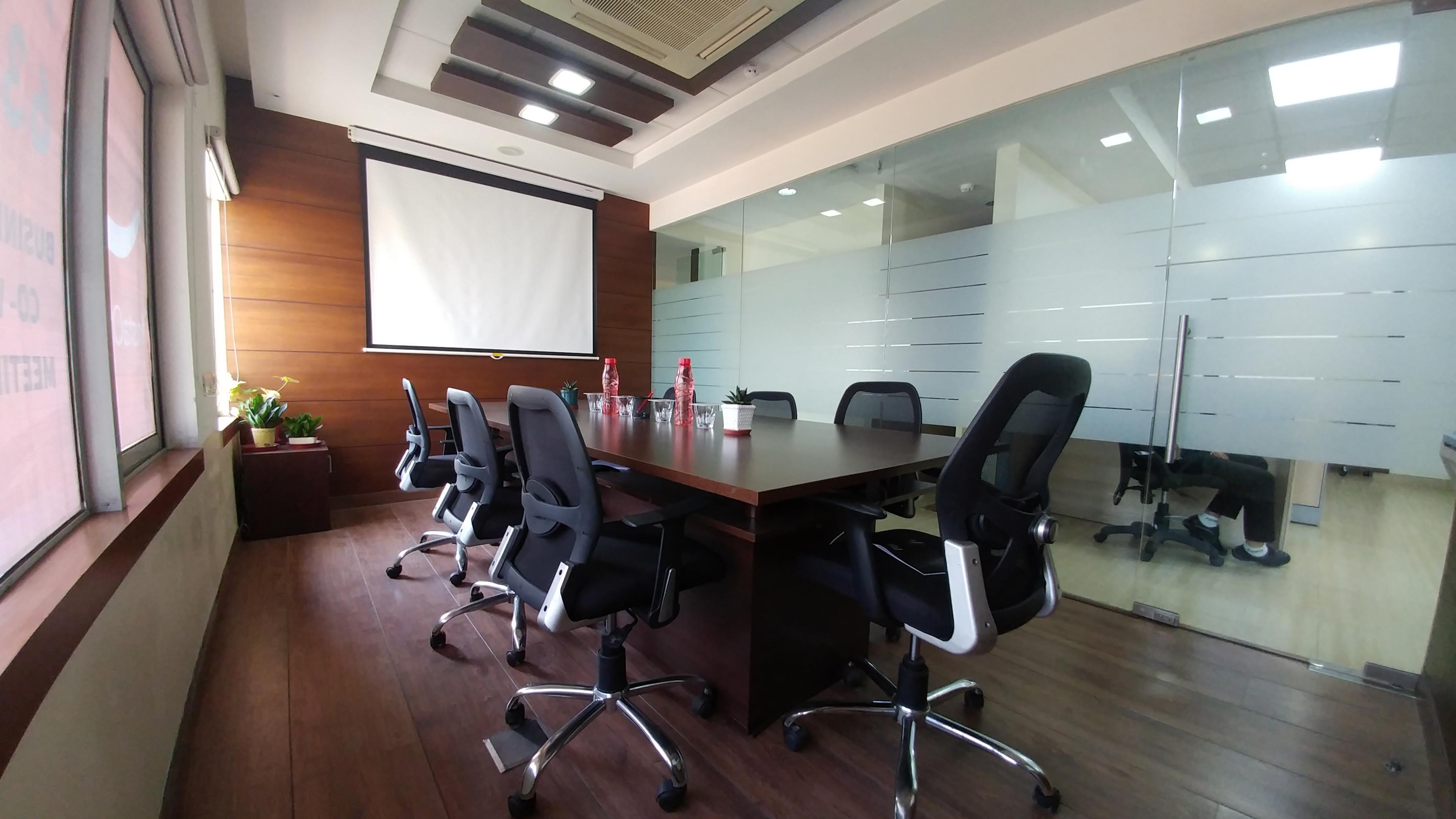 InstaOffice Nirvana courtyard, Business Centre, Gurgaon