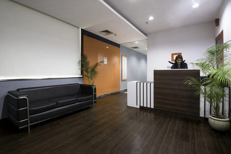 InstaOffice Business Center, SPML House