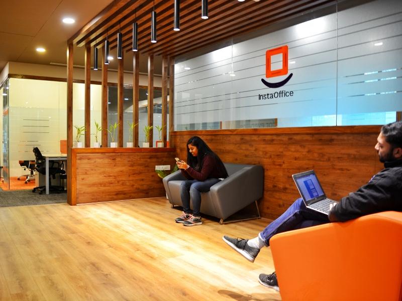 InstaOffice Business Center, Konterra, Udyog Vihar Phase-III