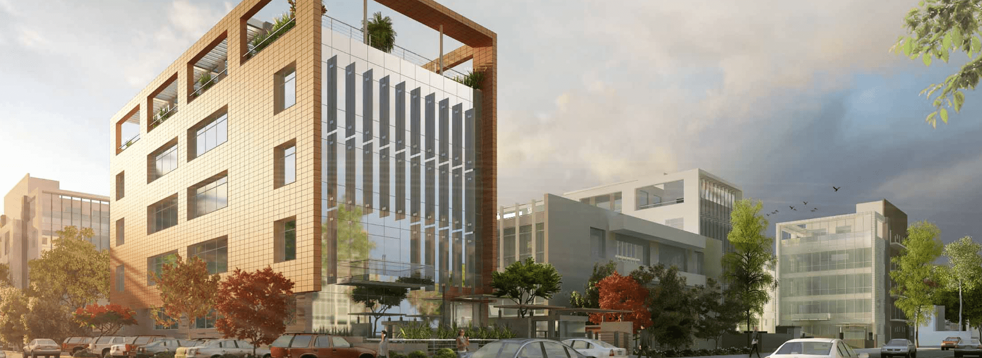 Coworking spaces from InstaOffice in Udyog Vihar, Gurgaon
