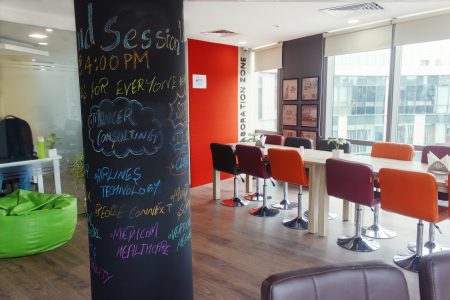 Coworking Space in Iris Tech Park - Sohna Road, Gurgaon