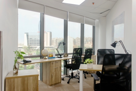Iris Tech Park, Sohna Road, Gurgaon