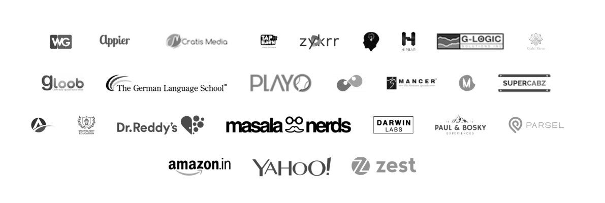 Clients of InstaOffice