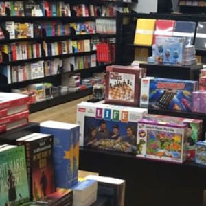 Bookstores & Stationeries