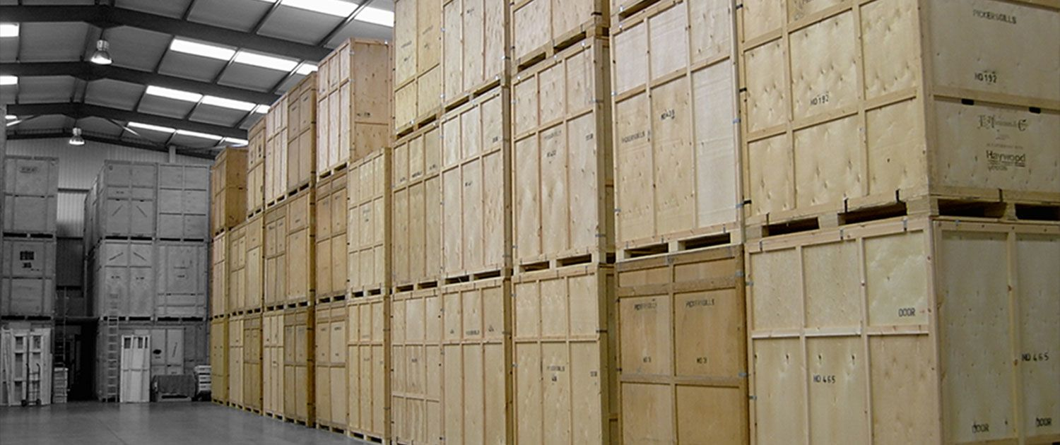 Self Storage Units in Wincanton with inStore