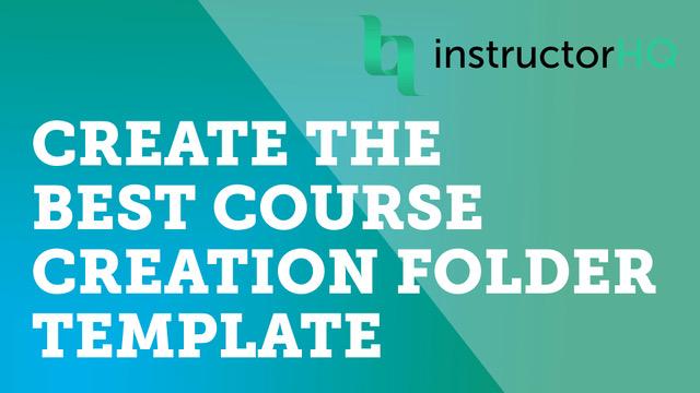 Create Folder Structure