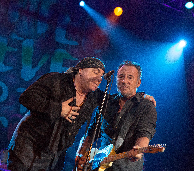 Bruce Springsteen and Steven Van Zandt