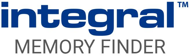 Integral Memory Finder Logo