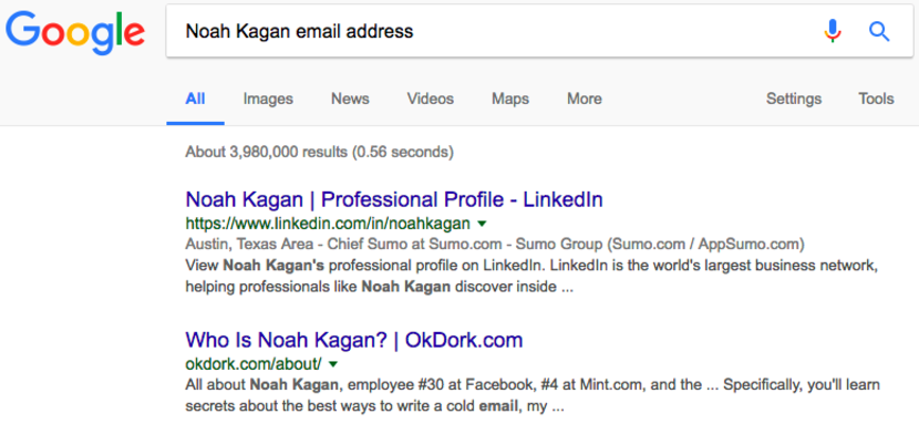 4+1 ways how to find someone's email address by their name? - Growth