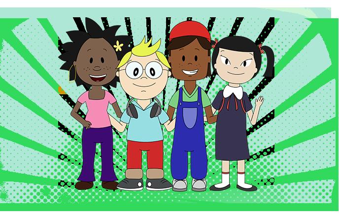 kids characters