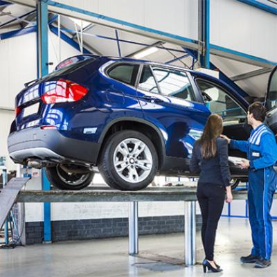 Pregled automobila prije kupnje