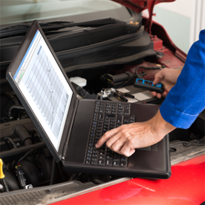 Electronic system repair