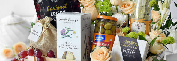 8 Premium Gift Baskets and Hampers for Special Occasions by Interflora India