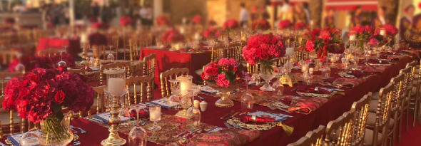 The Bodrum Turkey Wedding at Paramount Hotel Spelled Grandeur and Elegance