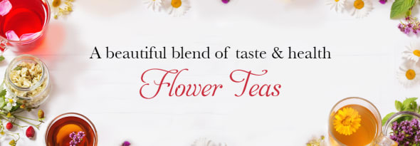 9 Tasty Teas Made From Flowers