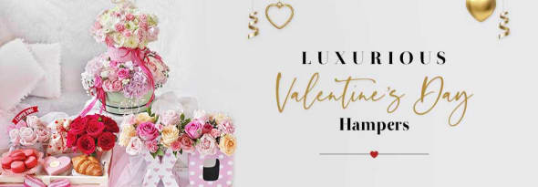 Valentine's Day Catalog 2021- Our Newest Additions Of Luxury Gift Hampers