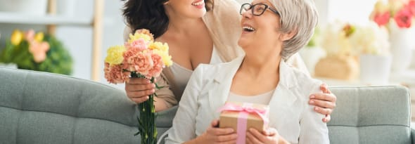 An Eternal Classic on Mother's Day - A Floral Surprise