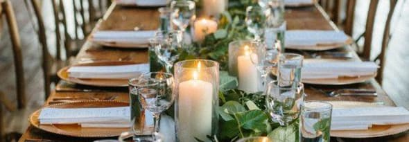 Planning the Perfect Date with Dad - Floral Tables Dad Would Love To Dine At