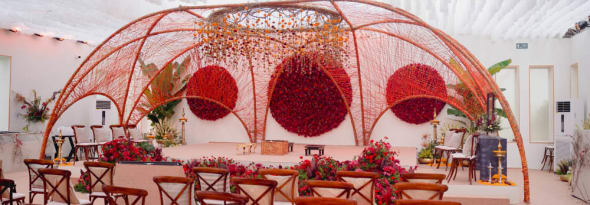 Eco-Friendly Weddings Have A Glamorous Future In India