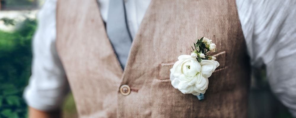 Peony-on-Grooms-Outfit