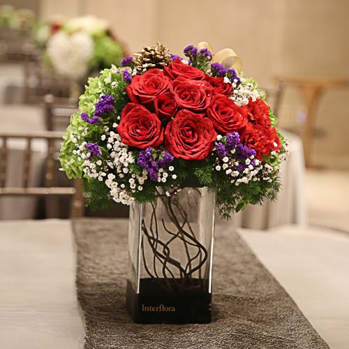Classy Flower Arrangement