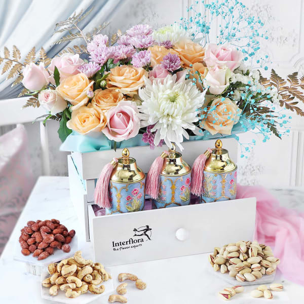 Floral Treats from Paradise
