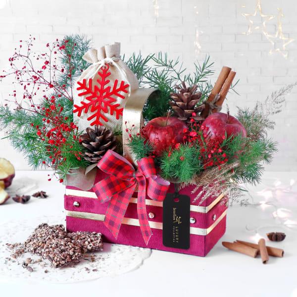 Happy Holidays Gift Hamper