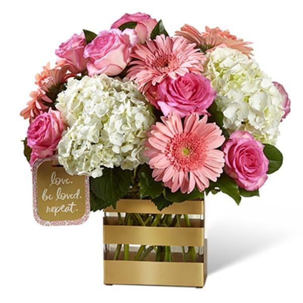 HMA - The FTD® Love Bouquet by Hallmark : Order Flowers Online