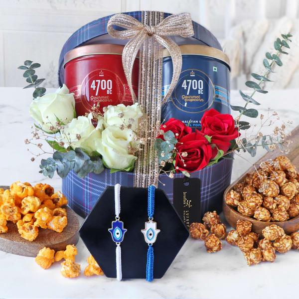 Take Me By Surprise Rakhi Gift Box