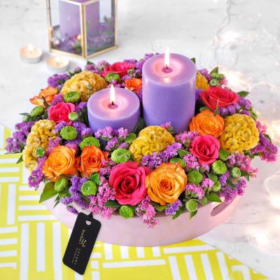 Blooms of Brilliance Diwali Gift Hamper