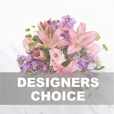 Bouquet of seasonal cut flowers