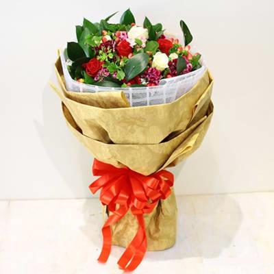 Bouquet Seasonal Blooms