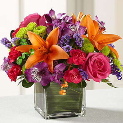 D2-5189 The FTD® Birthday Cheer™ Bouquet