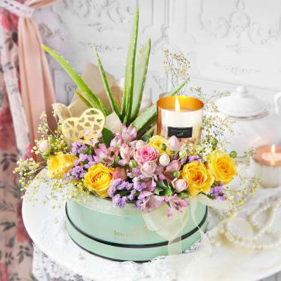 Enchanted Floral Garden