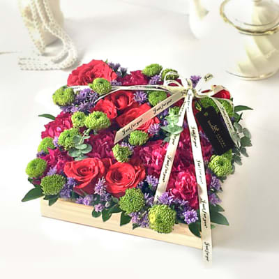 Fables of Fantasy Flower Arrangement