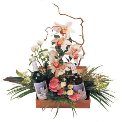 Flowers & Wines