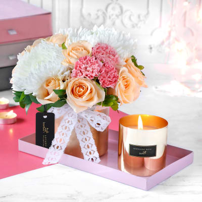 Luxe and Lustre Diwali Gift Hamper