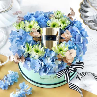 Midnight Blue Diwali Gift Hamper