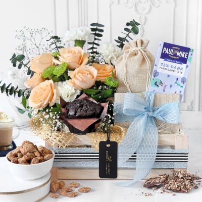 Nuts about You Gift Hamper