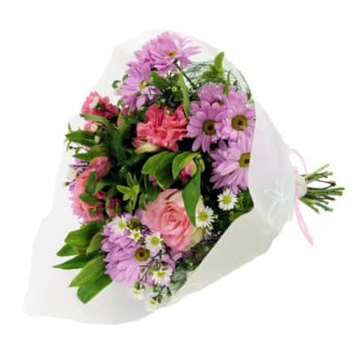 Pink Mixed Bunch