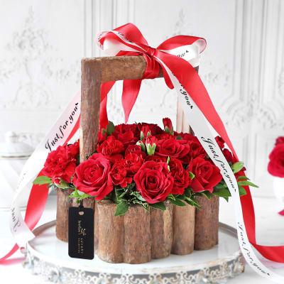 Rustic Romance Arrangement