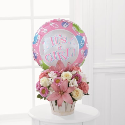 The FTD Girls Are Great! Bouquet D7-4904