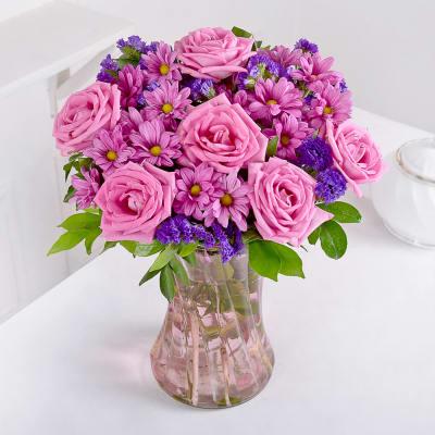 Buy Flower Vase Arrangements Online Same Day Delivery India