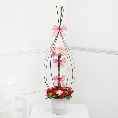 Order Flower Arrangements Online Same Day Delivery In India